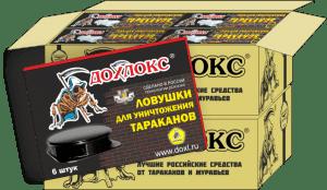 коробки 16 300x174 - Ловушки Дохлокс PREMIUM (48*6 шт.). Цена за 1 уп. - 60 руб.
