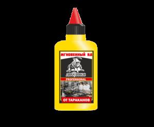 100 мл 300x249 - Мгновенный яд Дохлокс, гель от тараканов 100мл. Профессиональная линия