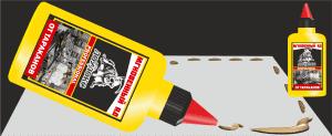МЯ1 1 300x123 - Мгновенный Яд Дохлокс, от тараканов 100 мл.
